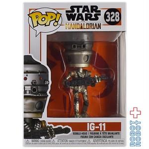 ファンコ POP! 328 ザ・マンダロリアン IG-11 国内版
