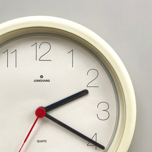 """""""JUNGHANS"""" Vintage Wall Clock 1980's ドイツ"""
