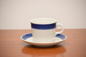 ロールストランドコカカップ&ソーサー【RORSTRAND/KOKA】北欧 食器・雑貨 ヴィンテージ | ALKU