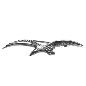 Vintage Sterling Silver Mexican Seagull Pin Brooch