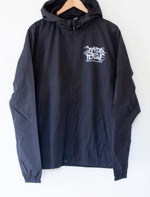 【WINDS OF PLAGUE】Blood Of My Enemy Windbreaker (Black)