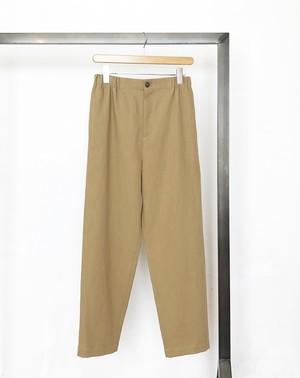 galerie vie/  broken satin tapered pants