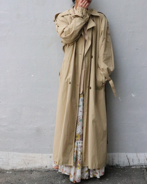 Made in Belgium trench coat