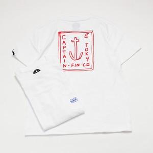 CF TOKYO Tee Pocket