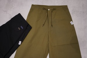 DESCENDANT SMOCK NYCO TROUSERS  / 202BRDS-PTM04