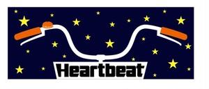 Heartbeat特製ママチャリタオル