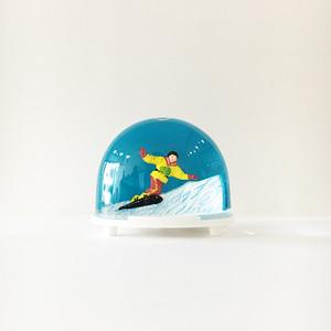 スノーボード ウィンタースポーツ スノードーム WALTER&PREDGER社