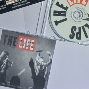 CD - The Life(single)