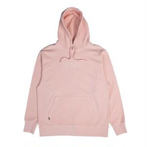 RIPNDIP - Tonal Loopback Hoodie (Pink)