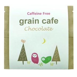 ノンカフェイン グレインカフェ チョコレート  ティーチーノ