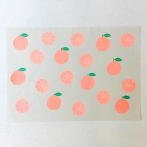 A4paper orange