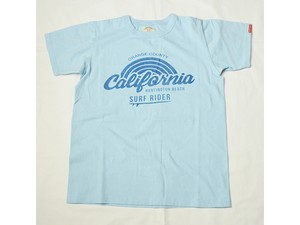 スマートスパイス CALIFORNIA SURF RIDER PRINT T-SHIRTS SAX4860