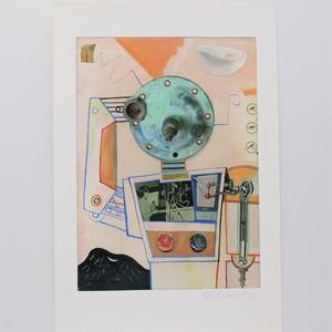 Roger Chouinard/版画R 4