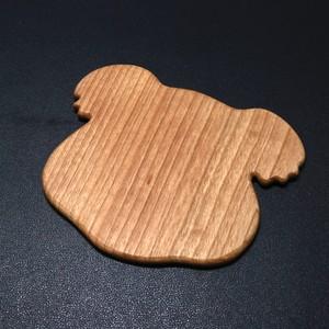 木製コースター(コアラ)