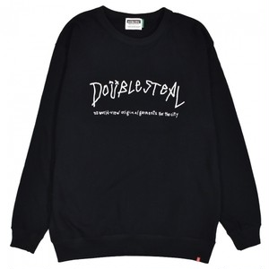 DOUBLE STEAL Arch Logo SWEAT / ダブルスティール スウェット / 984-14045