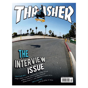 THRASHER - October 2017. Issue 447
