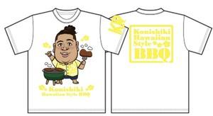 『BBQ Tシャツ』☆イエロー☆