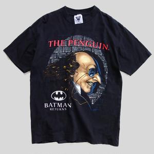 90年代 バットマン ペンギン Tシャツ M