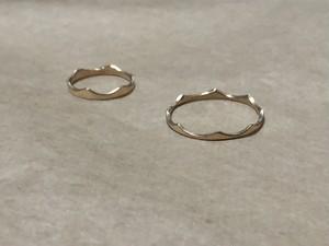 指輪 crown