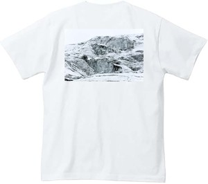 チャリティTシャツ 上田優紀 /  マナスル  (ヒマラヤ山脈)B