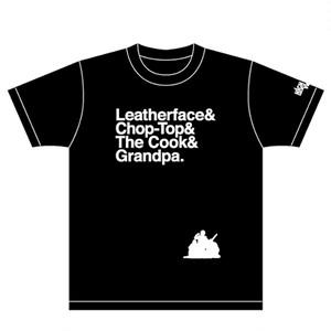 テキサスほのぼの一家Tシャツ