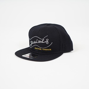 GARAGE CAP(BLACK) / GAVIAL