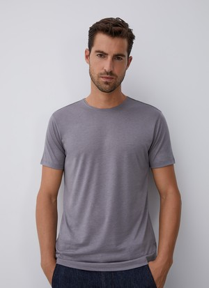 LYOCELL SHORT SLEEVE T-SHIRT