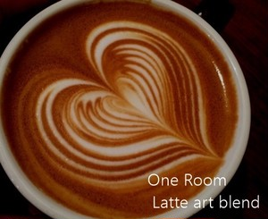 One Room Latte Art Blend  200g