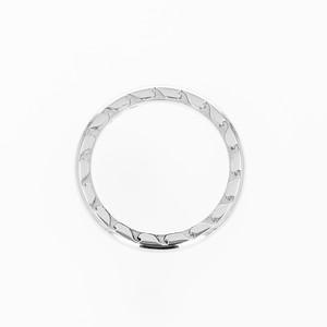 Silver / リング / sunny (太陽) thin