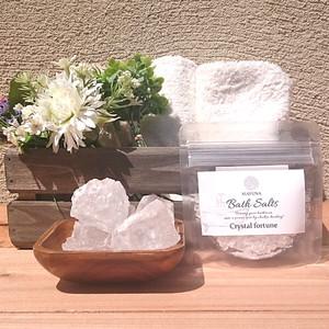 Mayuna Bath Salts マユナバスソルト クリスタルフォーチュン 50g