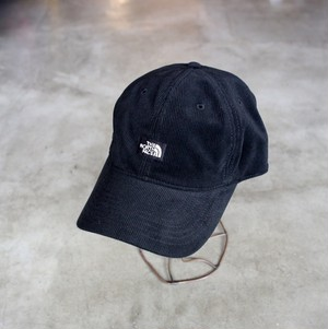 THE NORTH FACE PURPLE LABEL Corduroy Field Cap BLACK