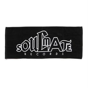 SOULMATE RECORDSオフィシャルタオル