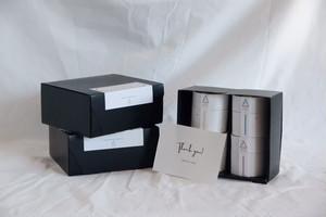 COFFEE 70g × 4種類セットギフトボックス / GIFT BOX 70g tube x 4