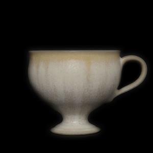 大久保りさ Risa Okubo ステムマグカップ マットベージュ