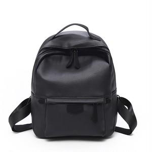 Travel Backpack Rucksack Bag Soft PU Leather Bag レザー バックパック リュック (HF99-7413791)