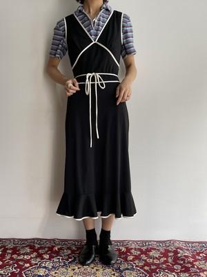 (TOYO) design n/s stretch one-piece