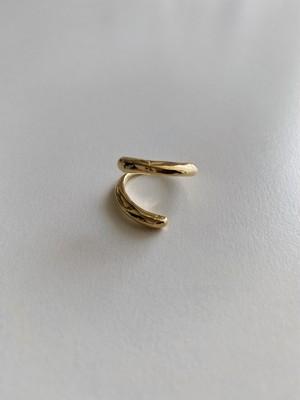 <販売開始 11/23 21:00 >F snake ring gold