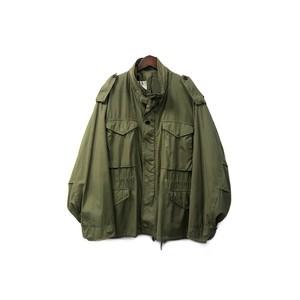 UNUSED - Military Jacket (size - 3) ¥16500+tax