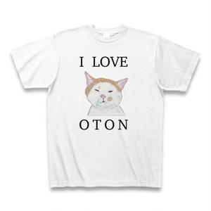 【 演歌 】I LOVE OTON T SHIRT