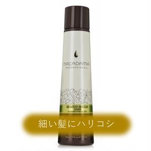 細い髪にハリコシ シャンプー MNO Pro ウエイトレス モイスチャー シャンプー 300ml