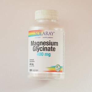 マグネシウム400mg120錠入り