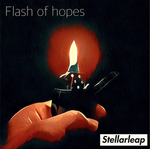 2ndDEMO.「Flash of hopes」CD