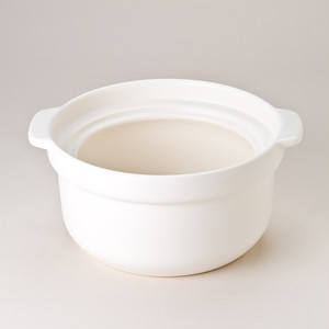 NEWマスタークック6合炊飯用土鍋本体