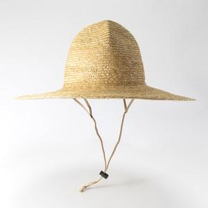 G-11 手組麦稈真田 労帽
