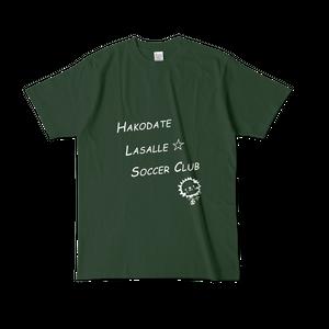 Tシャツ(グリーン)函館ラ・サール学園サッカー部