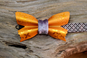 "Metal Butterfly ""Frosted"" ~Mandarin Orange~<先行予約SALE!!>"