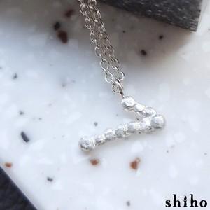 牡羊座のネックレス【Constellations necklace -Aries-】※受注制作