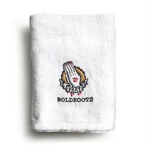 PRAYING HANDS FACE TOWEL