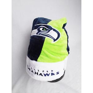 NFL シーホークス SEATTLE SEAHAWKS SANTA HAT XMAS サンタハット ニットキャップ  1363