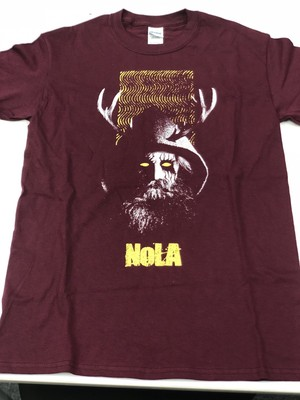 T-Shirts Burgundy